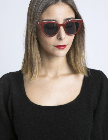 gafas de sol makey cherry minue opticians sommes demode zaragoza
