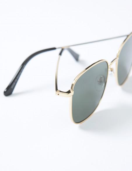 gafas de sol vera gold green minue opticians sommes demode zaragoza