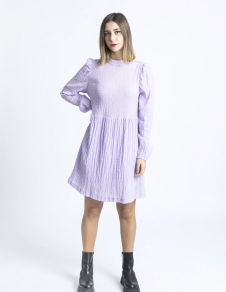vestido lila louis ichi sommes demode zaragoza