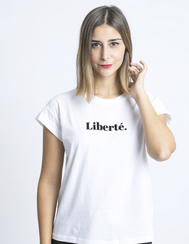 camiseta liberte grace and mila sommes demode zaragoza