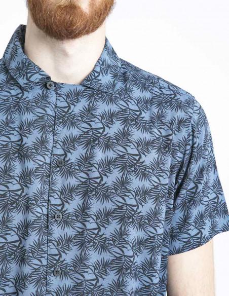 camisa hojas pace solid sommes demode zaragoza