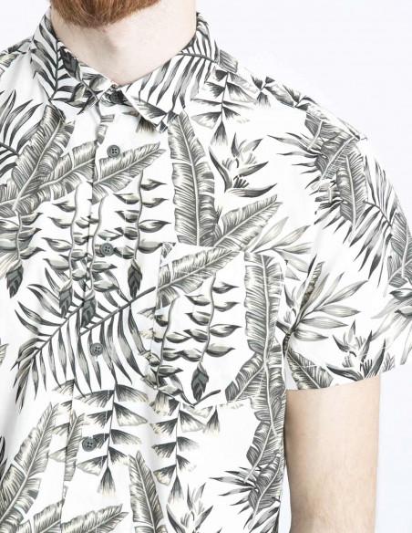 camisa hojas egret blend sommes demode zaragoza