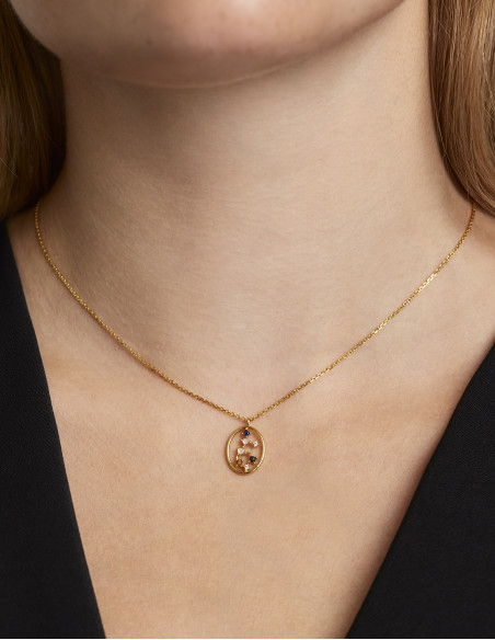 collar virgo pdpaola zodiac collection sommes demode zaragoza
