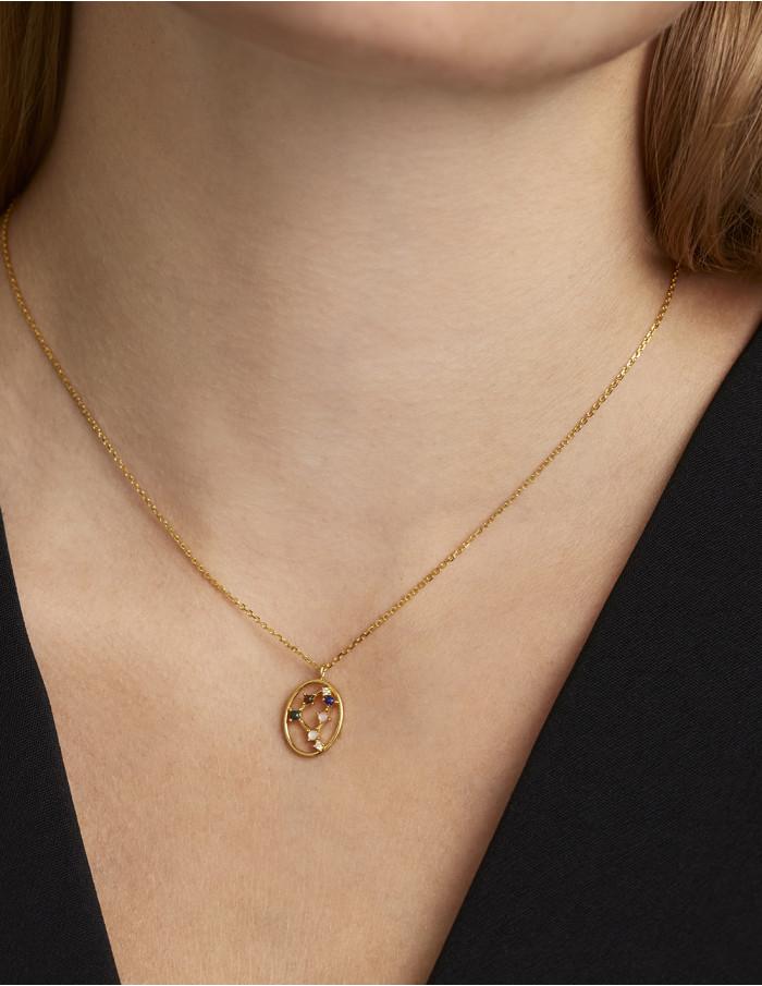 collar capricornio pdpaola zodiac collection sommes demode zaragoza