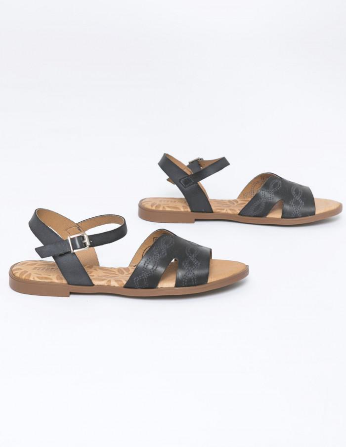 sandalias aida piel mustang sommes demode zaragoza