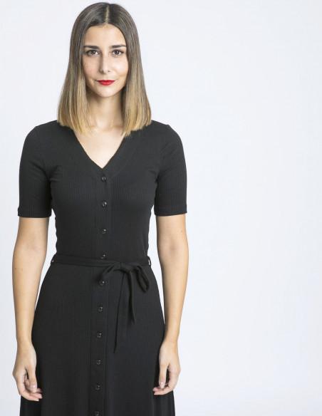 vestido erica negro king louie sommes demode zaragoza