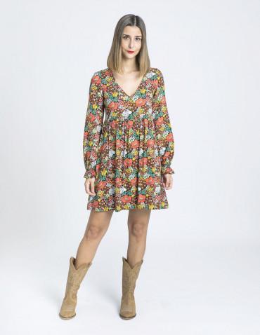 vestido flores penny maggie sweet sommes demode zaragoza