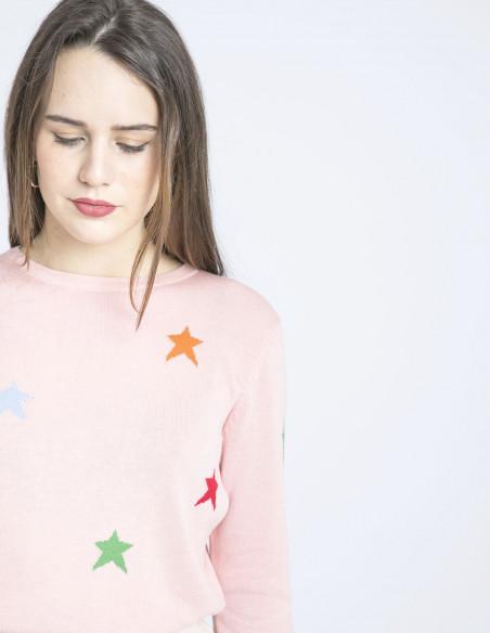 jersey rita pink starburst sugarhill brighton sommes demode zaragoza