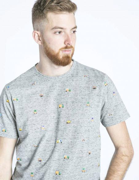 camiseta vehiculos rayford solid sommes demode zaragoza