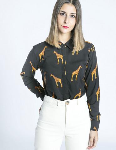 camisa joy jirafas sugarhill brighton sommes demode zaragoza