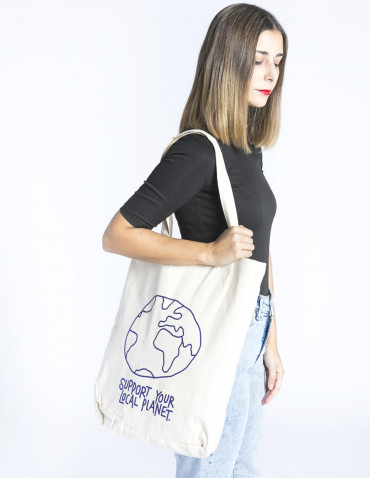 tote bag local planet dedicated brand sommes demode zaragoza