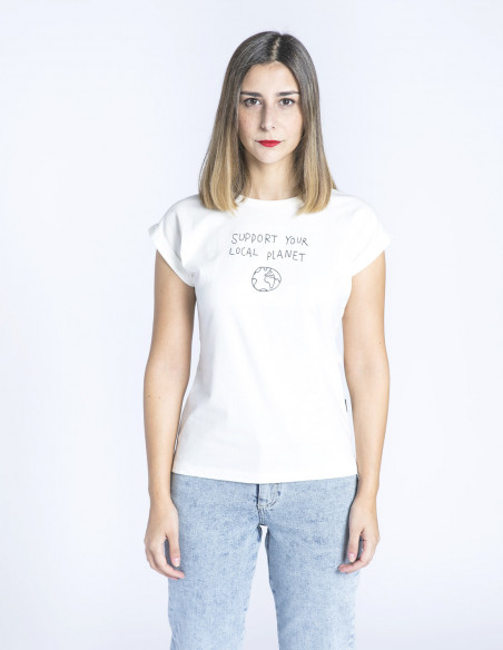 camiseta visby local planet dedicated sommes demode zaragoza