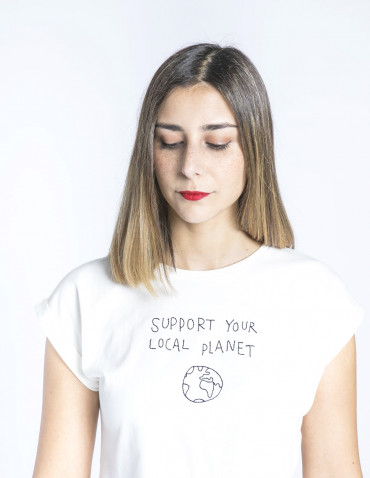 camiseta visby local planet dedicated sommes demode zaragoza