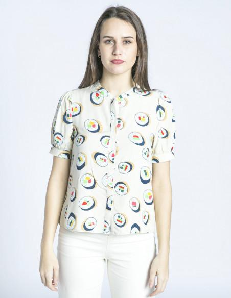 camisa sushi compañia fantastica sommes demode zaragoza
