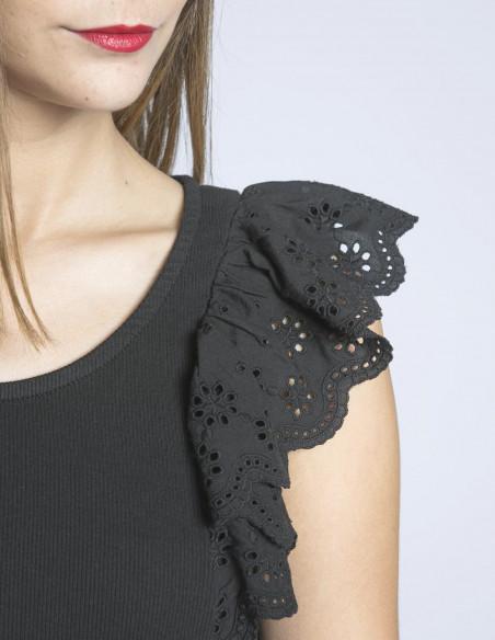 vestido guadalupe negro maggie sweet sommes demode zaragoza