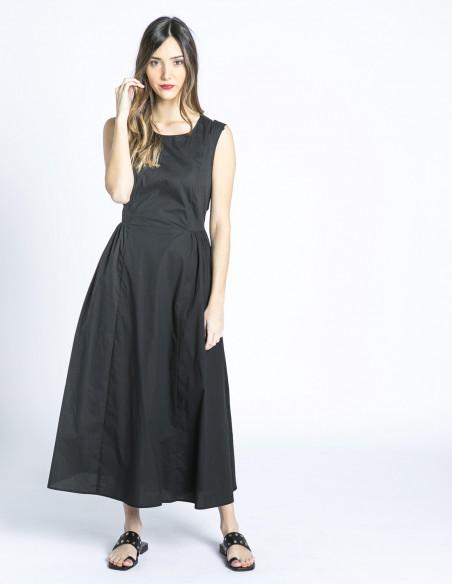 vestido negro diddi desires sommes demode zaragoza
