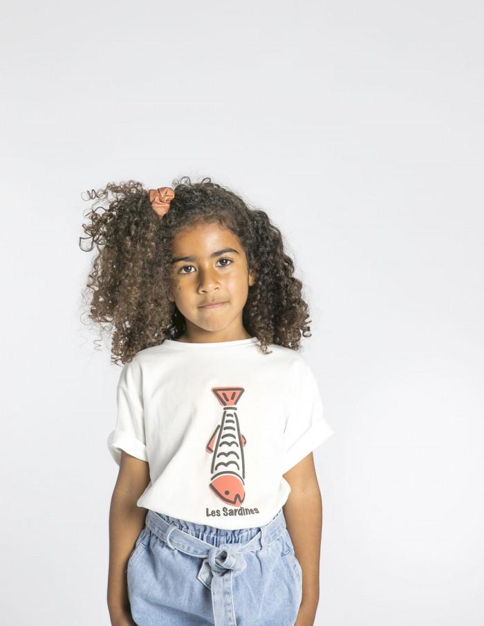 camiseta sardina compañia fantastica mini sommes demode zaragoza