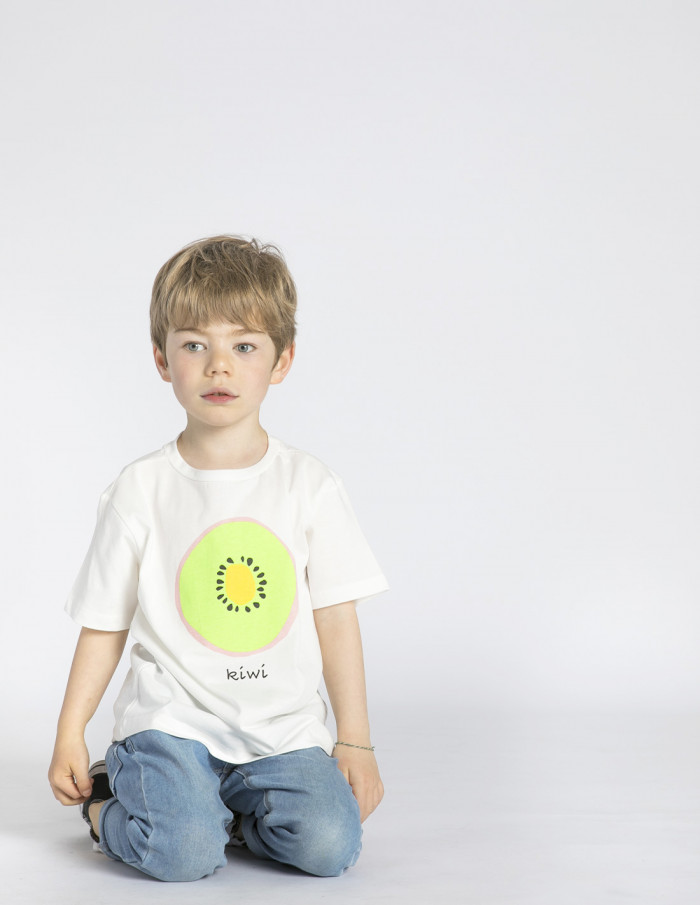 camiseta kiwi compañia fantastica mini sommes demode zaragoza
