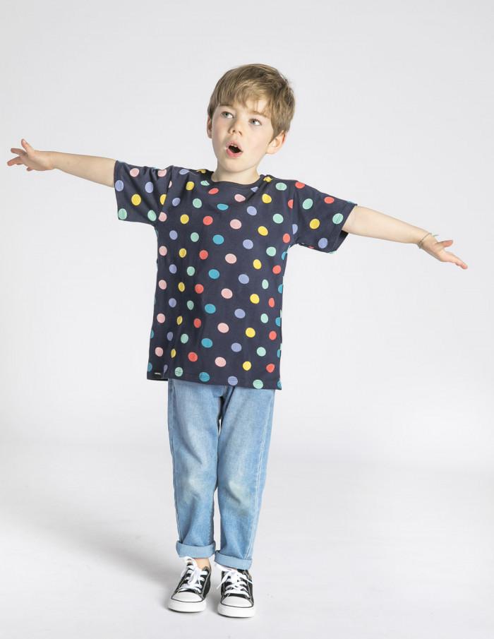 camiseta mini hamra lunares dedicated sommes demode zaragoza
