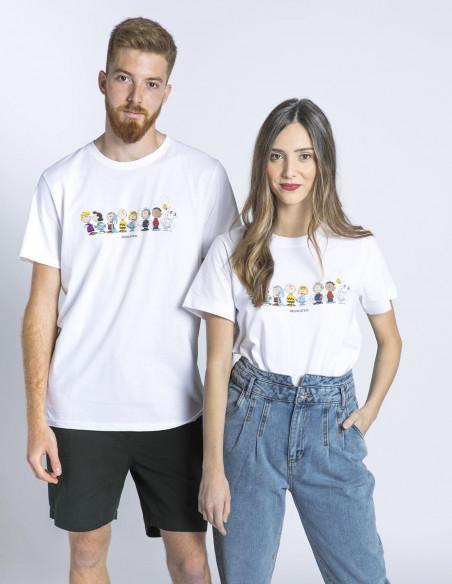 camiseta stockholm snoopy crew dedicated sommes demode zaragoza