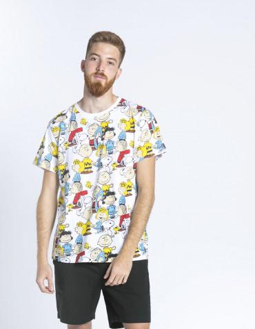 camiseta stockholm snoopy aop dedicated sommes demode zaragoza
