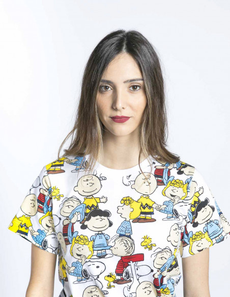 camiseta mysen snoopy aop dedicated sommes demode zaragoza