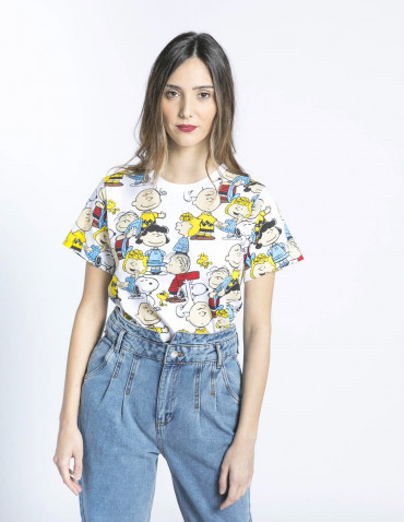 camiseta mysen snoopy aop dedicated sommes demode zaragoza