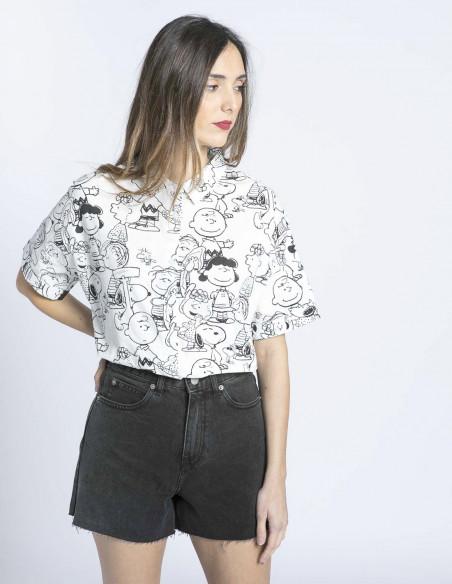 camisa nibe snoopy dedicated sommes demode zaragoza