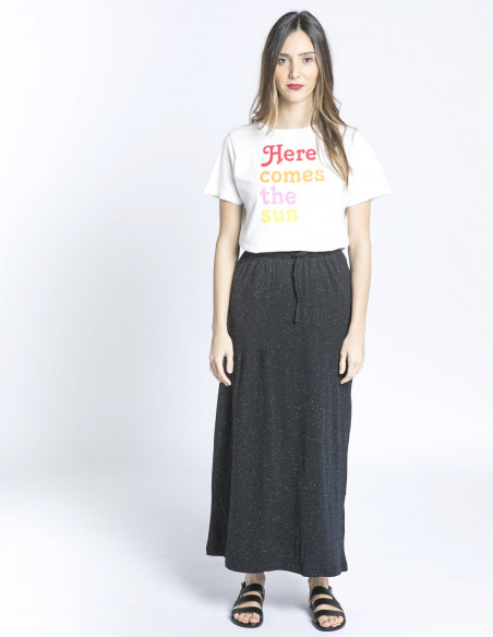 camiseta maggie here comes the sun sugarhill brighton sommes demode zaragoza