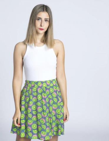 falda corta kiwis compañia fantastica sommes demode zaragoza