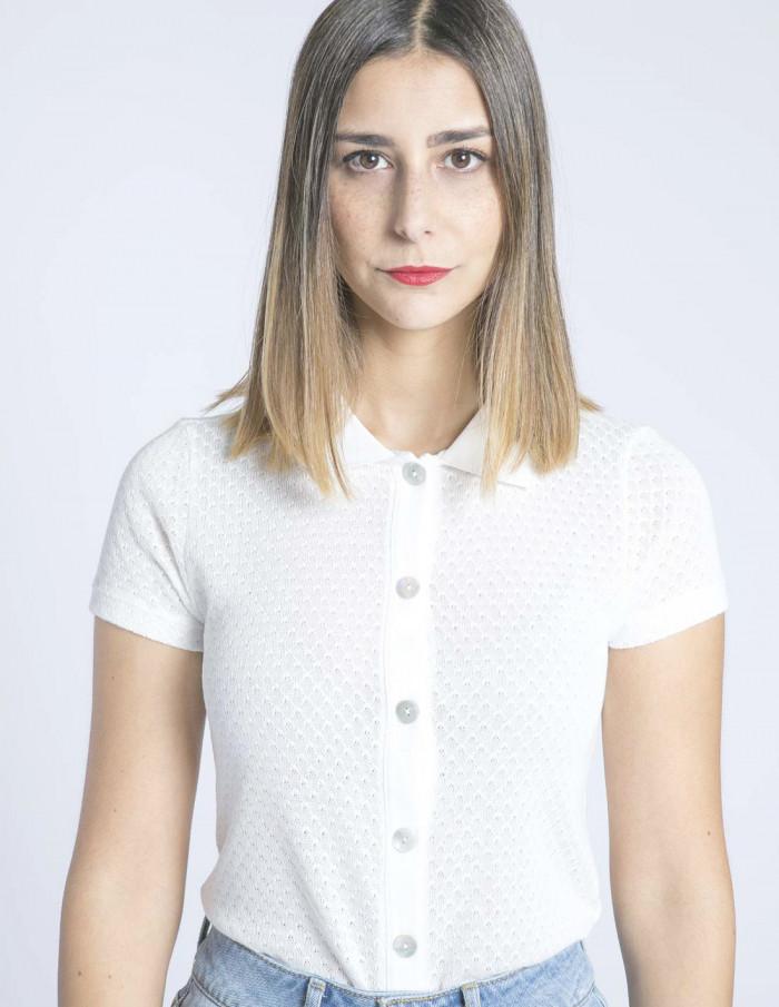 blusa blanca delphi desires sommes demode zaragoza