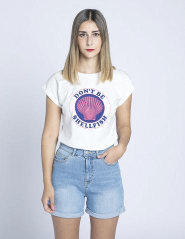 camiseta visby shellfish dedicated sommes demode zaragoza