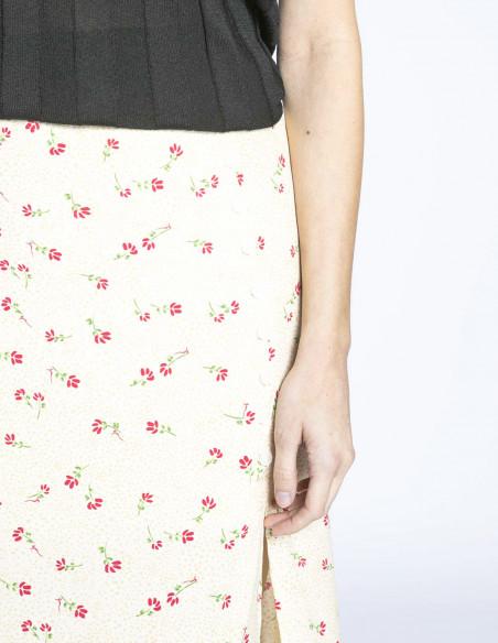 falda flores claudie grace and mila sommes demode zaragoza
