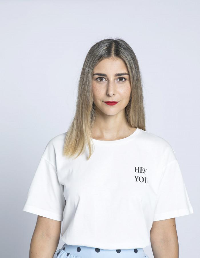 camiseta hey you ichi sommes demode zaragoza