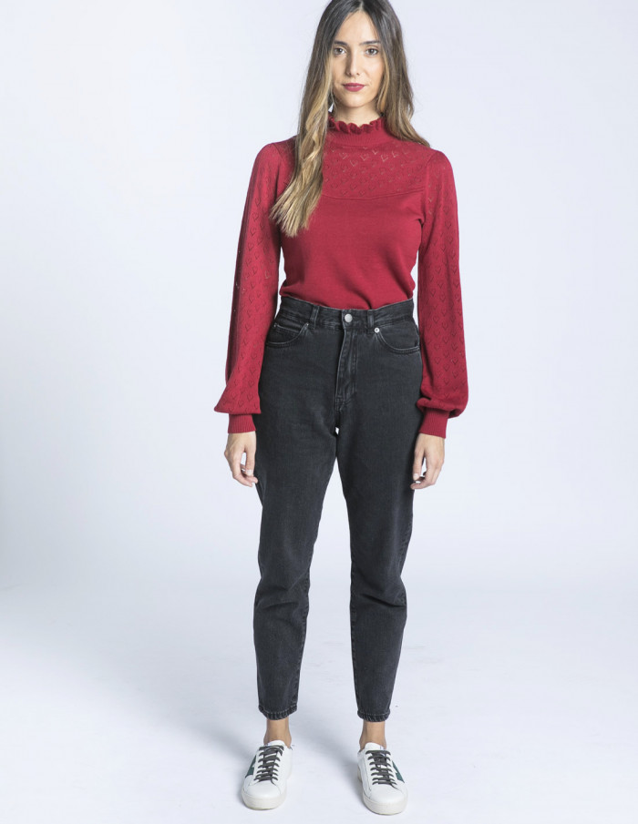 jeans nora retro black dr denim sommes demode zaragoza