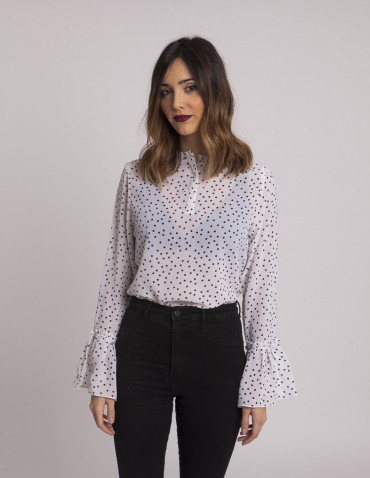 Blusa Hanna Rut and Circle Sommes Demode Zaragoza