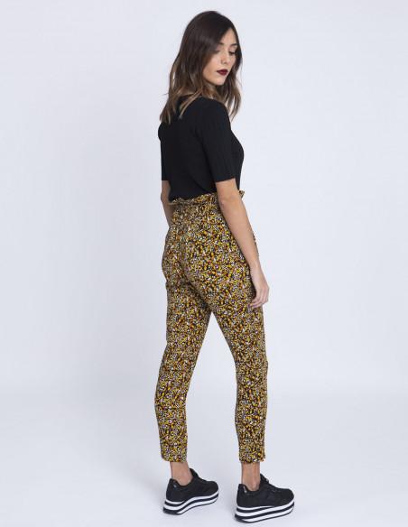 Pantalones estampados desert compañia fantastica sommes demode zaragoza