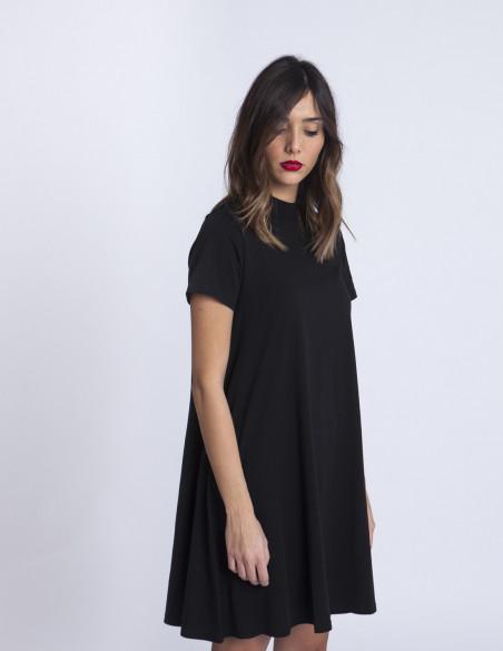 Vestido negro Mystic Cheap Monday Sommes Demode Zaragoza
