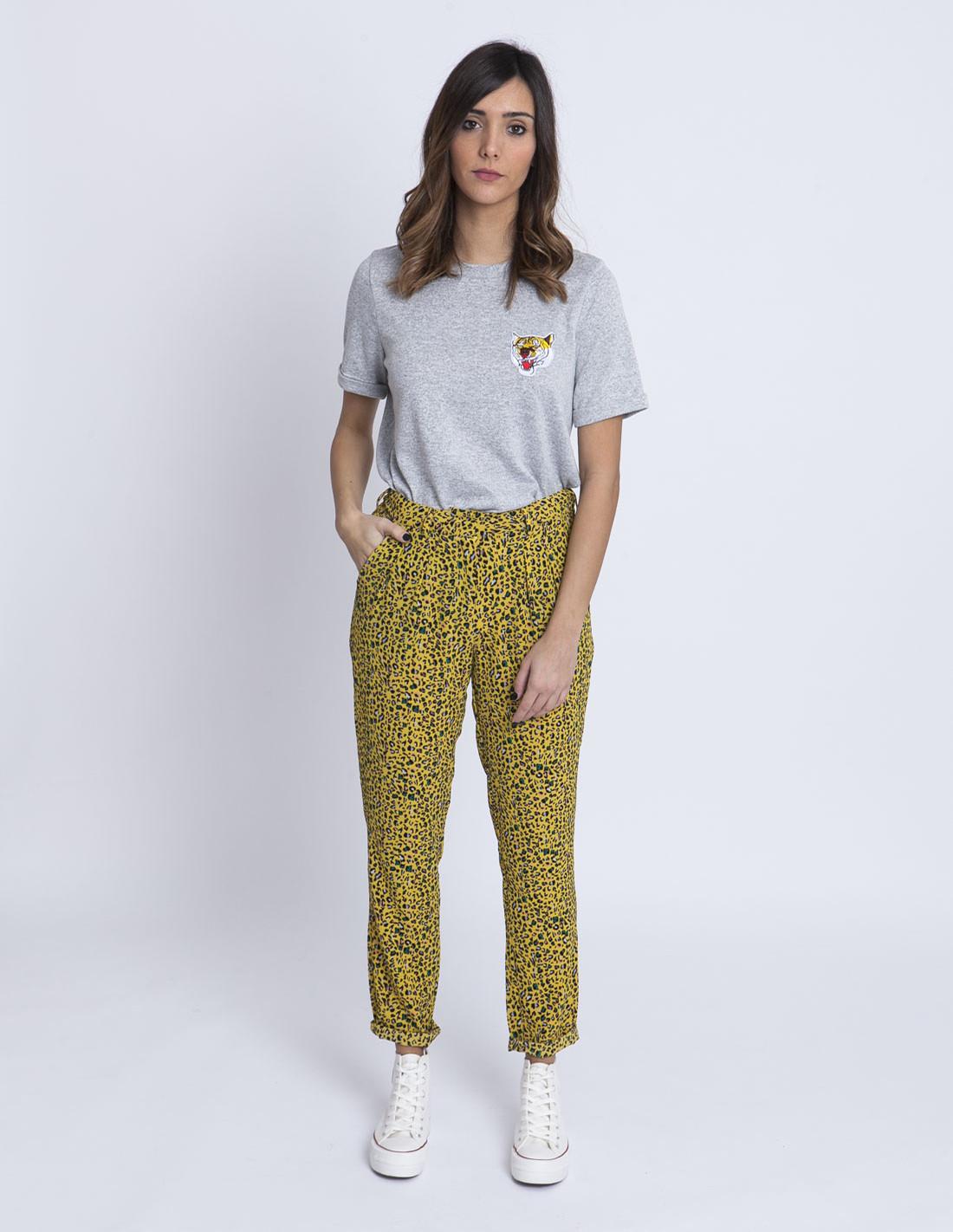 más fotos 2bff7 2ddb9 Comprar Pantalones Leopardo Elsa Rut and Circle.