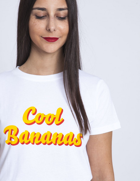 Camiseta Cool Bananas sugarhill brighton sommes demode zaragoza