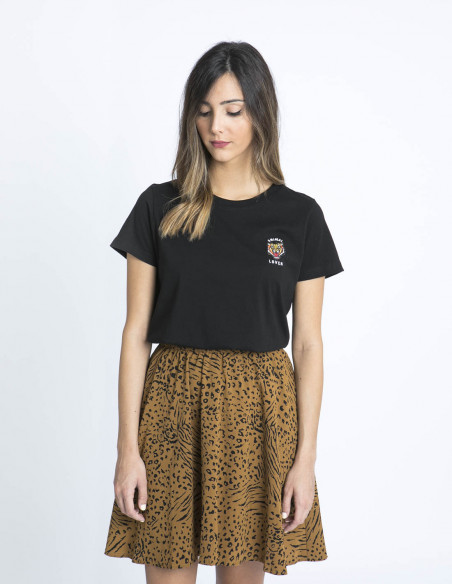 Camiseta animal lover desires sommes demode zaragoza