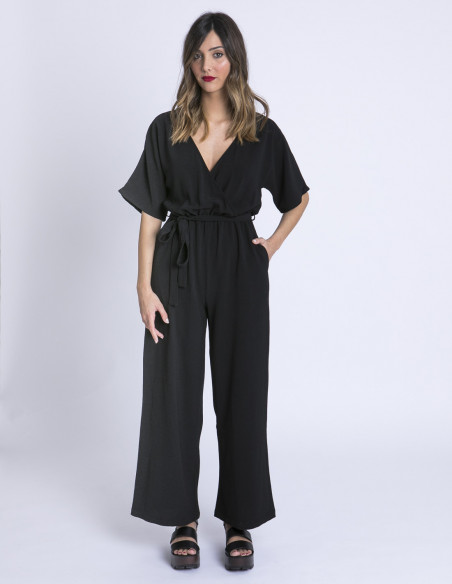 Mono wrap negro rut and circle sommes demode zaragoza