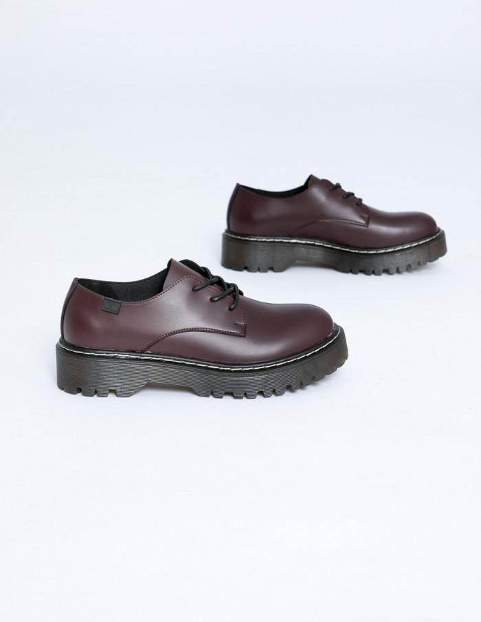 Zapatos burdeos Calia Coolway Zaragoza sommes demode