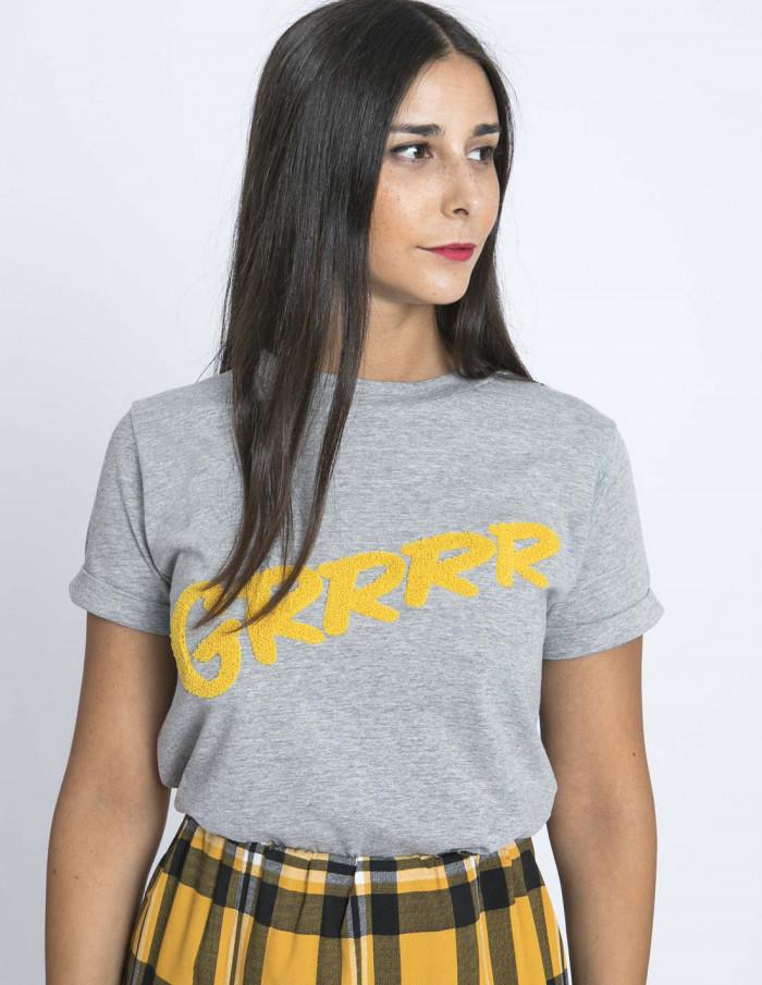 Camiseta Grrrr Compañia Fantastica Sommes Demode Zaragoza