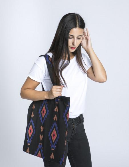 Tote Bag Rombos Compañía Fantástica Sommes Démodé Zaragoza