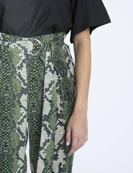 Pantalones Serpiente Glamorous Sommes Demode Zaragoza